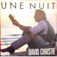 DAVID CHRISTIE – UNE NUIT – VERSION INSTRUMENTALE