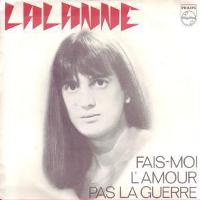 FRANCIS LALANNE – FAIS MOI L'AMOUR PAS LA GUERRE – INSTRUMENTAL