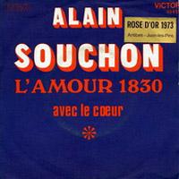 ALAIN SOUCHON – L'AMOUR 1830 -VERSION INSTRUMENTALE